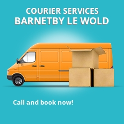 Barnetby le Wold courier services DN38