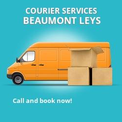 Beaumont Leys courier services LE4
