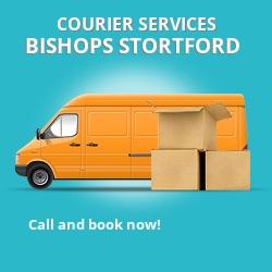 Bishop's Stortford courier services CM22