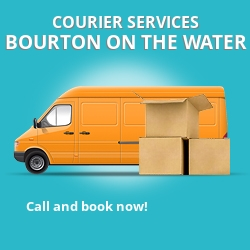 Bourton-on-the-Water courier services GL54