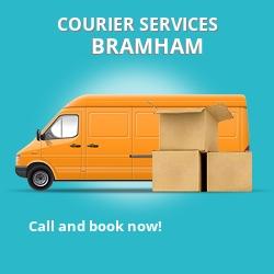 Bramham courier services LS23