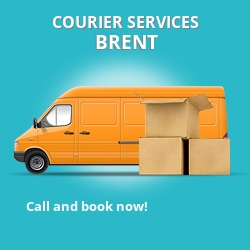 Brent courier services HA9
