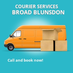 Broad Blunsdon courier services SN26