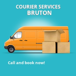 Bruton courier services BA10