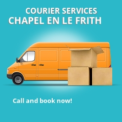 Chapel-en-le-Frith courier services SK23