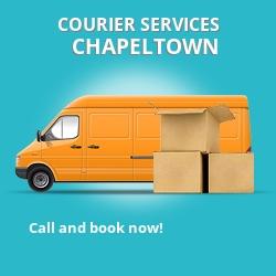 Chapeltown courier services BL7