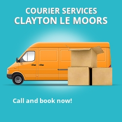 Clayton-le-Moors courier services BB5