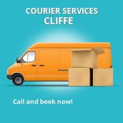 Cliffe courier services ME3