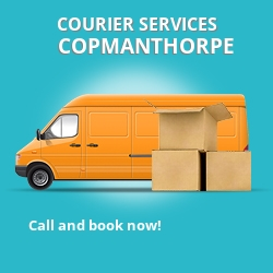 Copmanthorpe courier services YO23