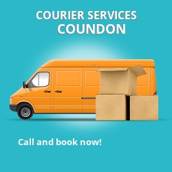 Coundon courier services DL14