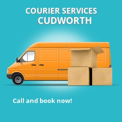 Cudworth courier services TA19
