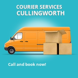 Cullingworth courier services BD13