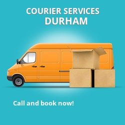 Durham courier services DH1