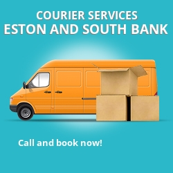 Eston and South Bank courier services TS6