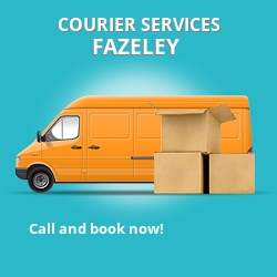 Fazeley courier services B78