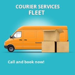 Fleet courier services GU12