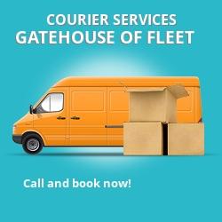 Gatehouse of Fleet courier services DG7