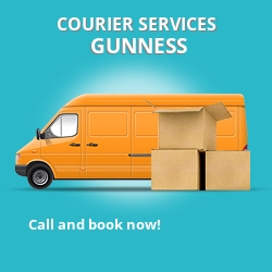 Gunness courier services DN15