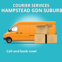 Hampstead Gdn Suburb courier services NW11
