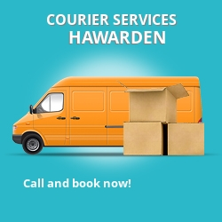 Hawarden courier services CH5