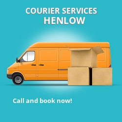 Henlow courier services SG16