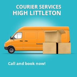High Littleton courier services BS39