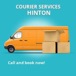 Hinton courier services NN11