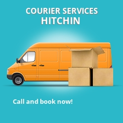 Hitchin courier services SG1