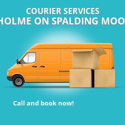 Holme-on-Spalding-Moor courier services YO43