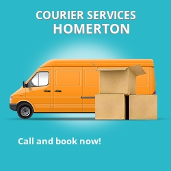 Homerton courier services E9