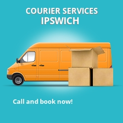 Ipswich courier services IP4