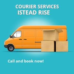 Istead Rise courier services DA10