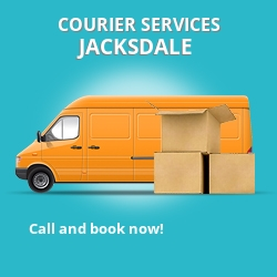Jacksdale courier services NG16