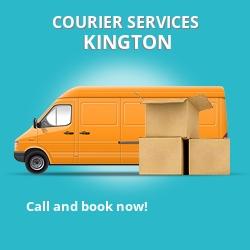 Kington courier services HR5
