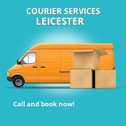 Leicester courier services LE8
