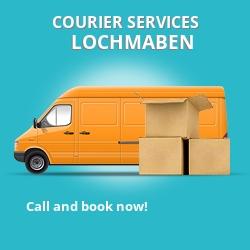 Lochmaben courier services DG11