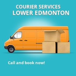 Lower Edmonton courier services N9