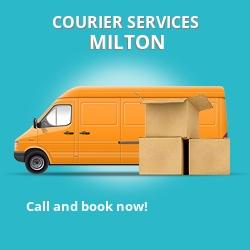 Milton courier services IV18