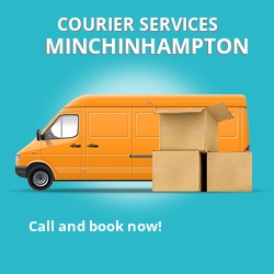 Minchinhampton courier services GL6
