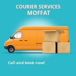 Moffat courier services DG10