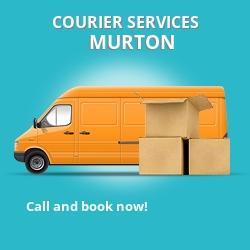 Murton courier services SR7