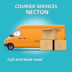 Necton courier services PE37