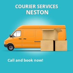 Neston courier services CH65