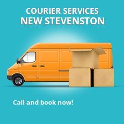 New Stevenston courier services ML1