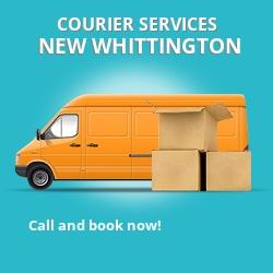 New Whittington courier services WS14