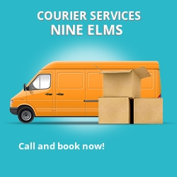 Nine Elms courier services SW8
