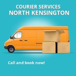 North Kensington courier services W10