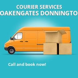 Oakengates-Donnington courier services TF2
