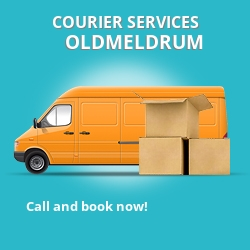 Oldmeldrum courier services AB51