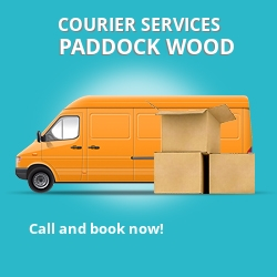 Paddock Wood courier services TN12